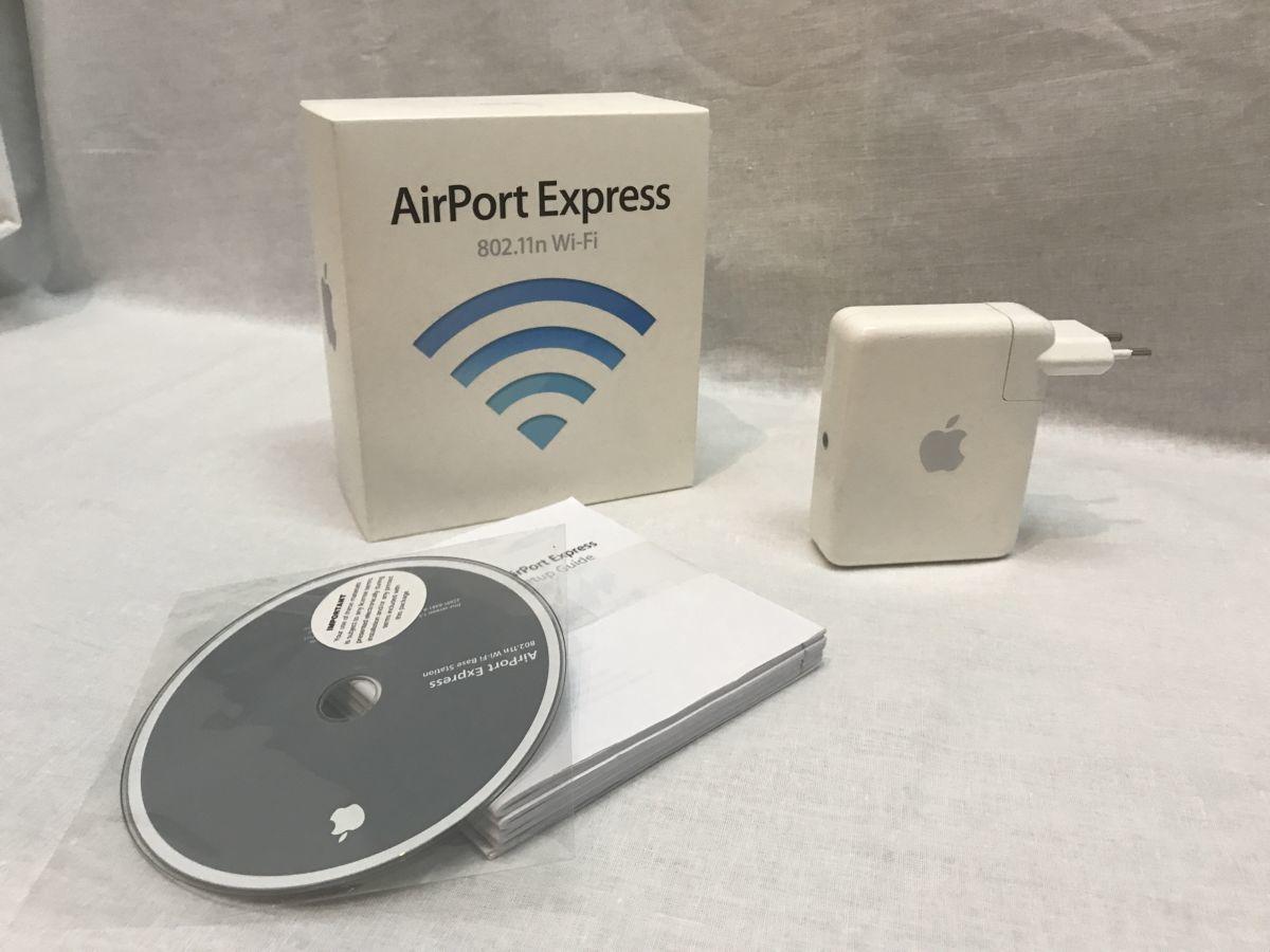Выполнение процедуры сброса станции вида AirPort