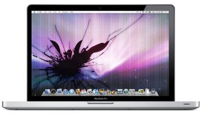 Замена шлейфа и матрицы macbook