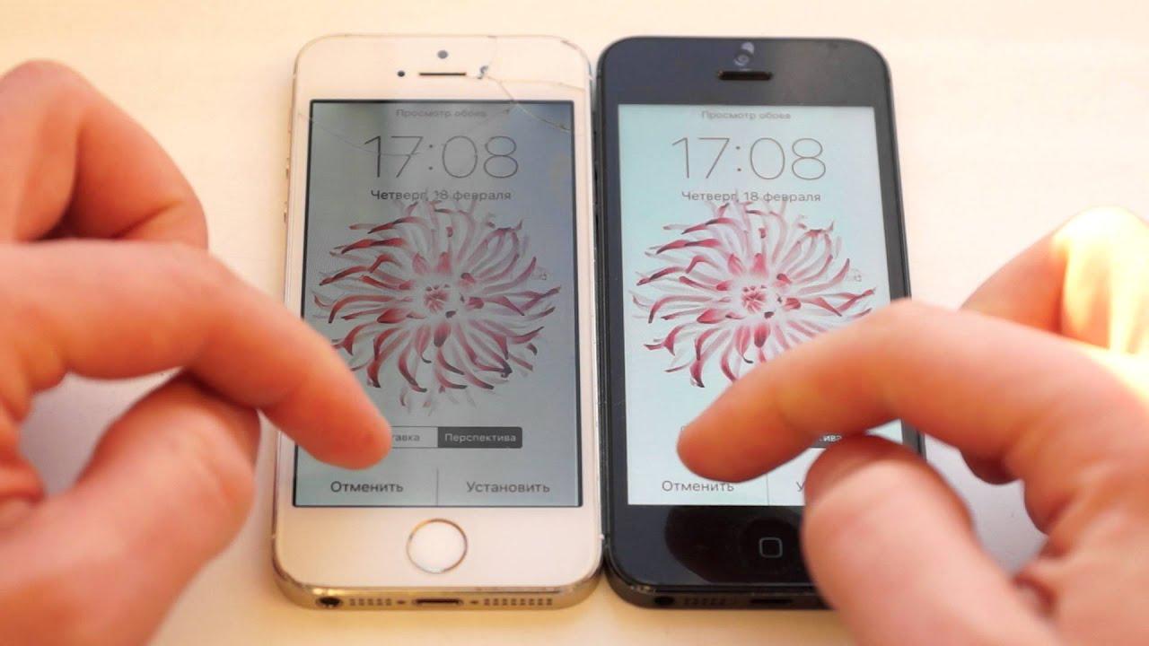 Как отличить оригинальный дисплей iPhone 6 от подделки