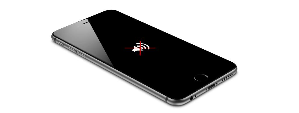 На iPhone пропал звук – что делать?