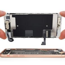 Не работает экран iPhone 8 – что делать