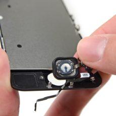 Перестали работать кнопки на iPhone