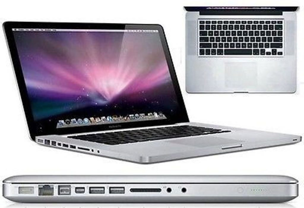 Ремонт MacBook Pro A1286 в Харькове