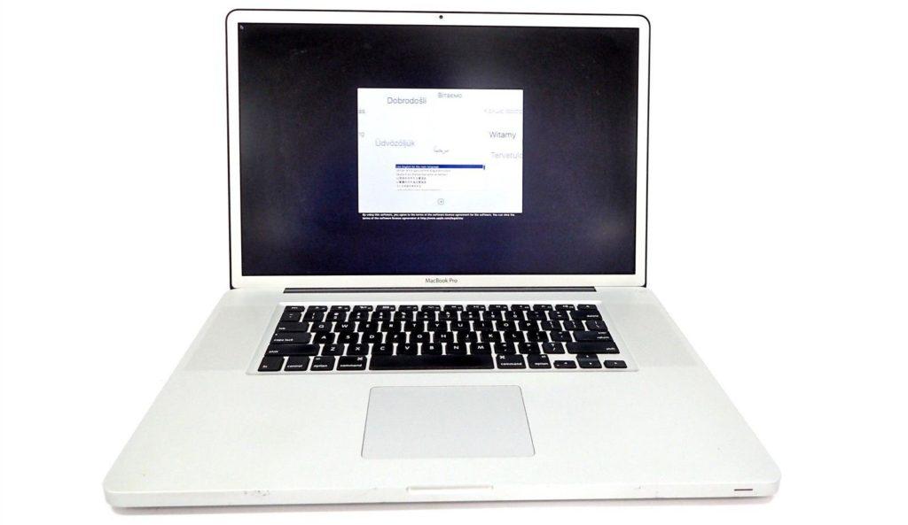 Ремонт MacBook Pro A1297 в Харькове