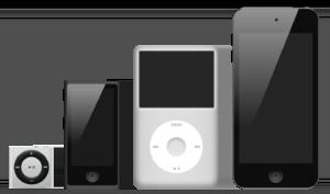 Ремонт ipod shuffle touch 4 и 5
