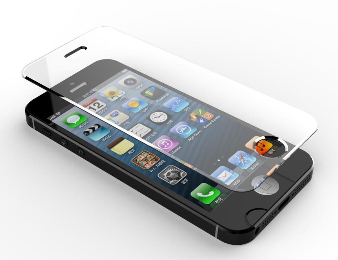Сменить корпус на iphone 5