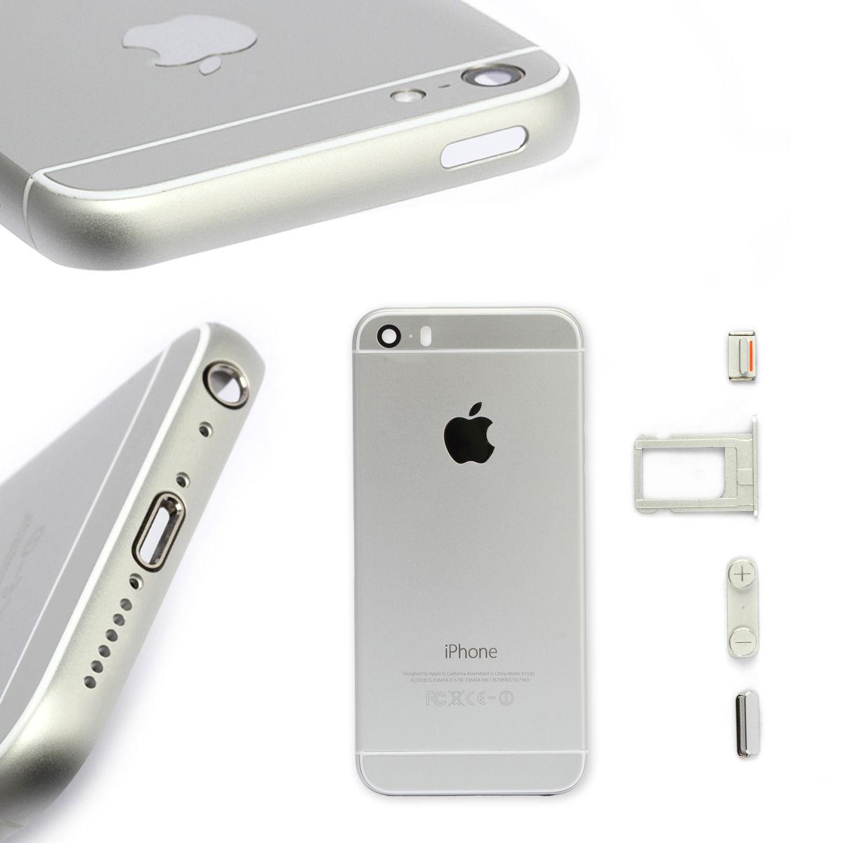 Сменить корпус iphone 5с