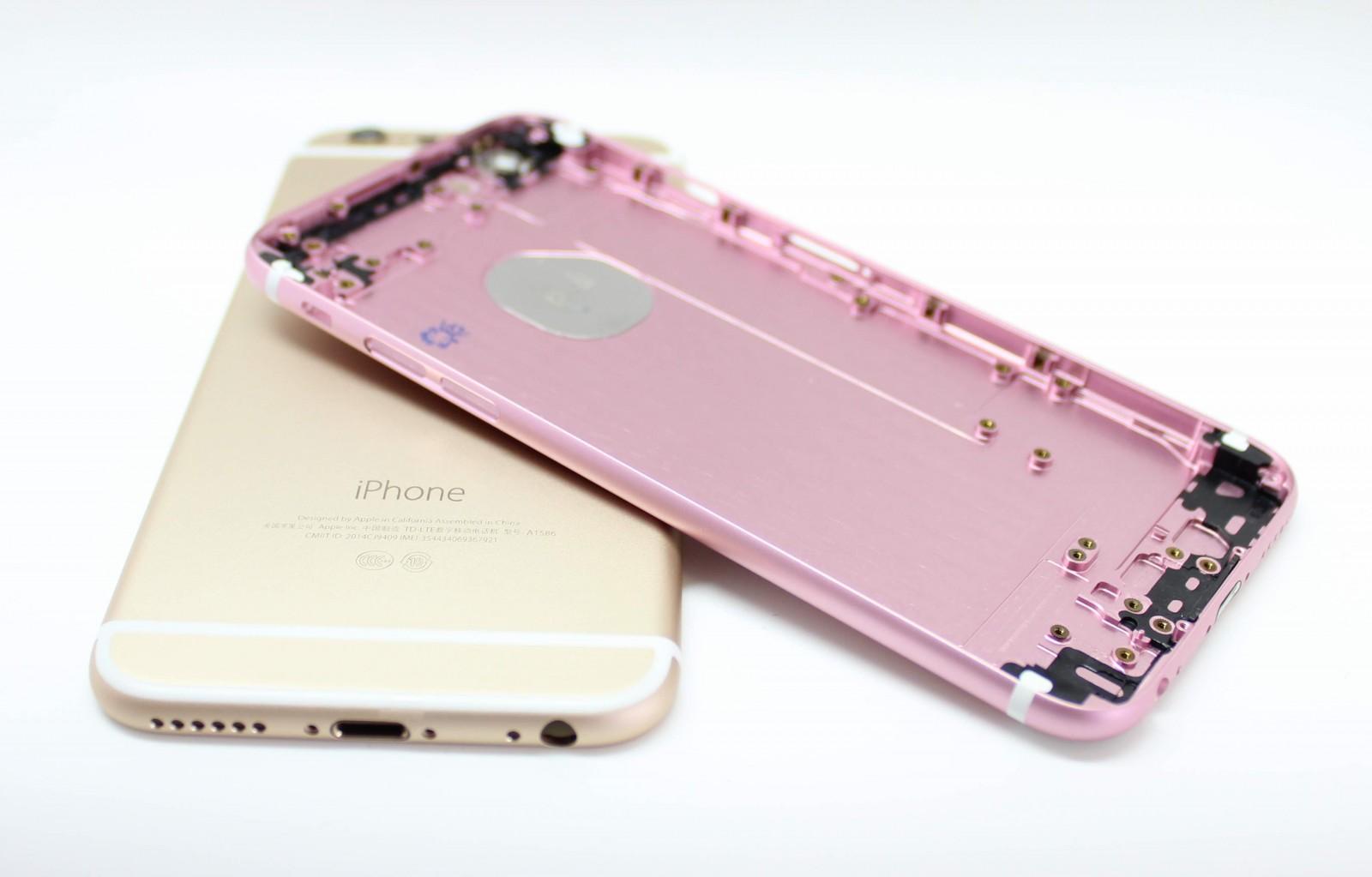 корпус iPhone SE