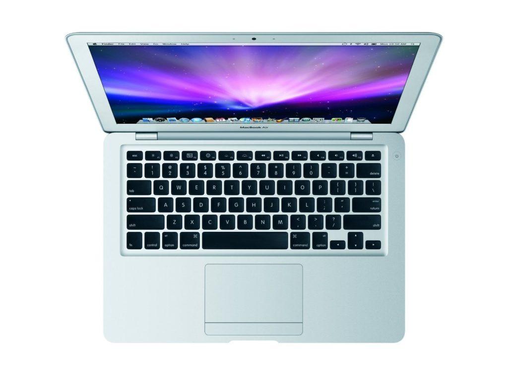 Ремонт MacBook Air A1304 в Харькове