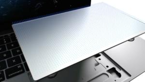 Водонепроницаемаея клавиатура MacBook