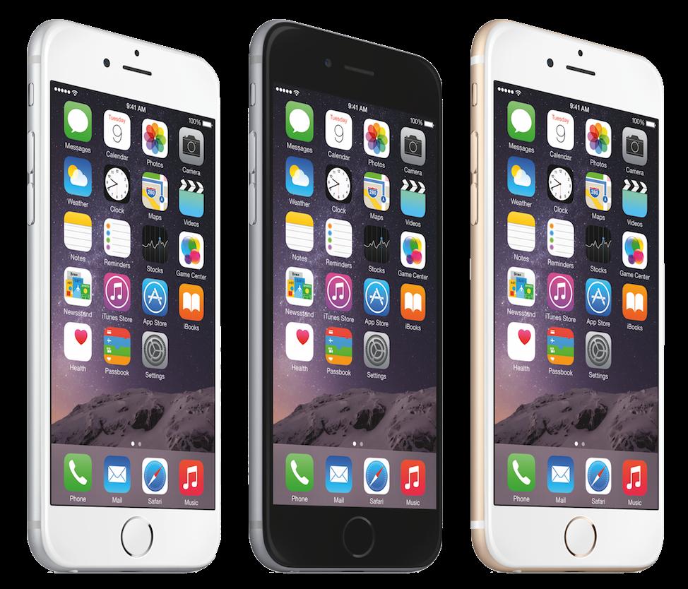 Ремонт iPhone 6 в Днепре