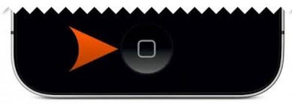 Не работает кнопка Home на iPhone