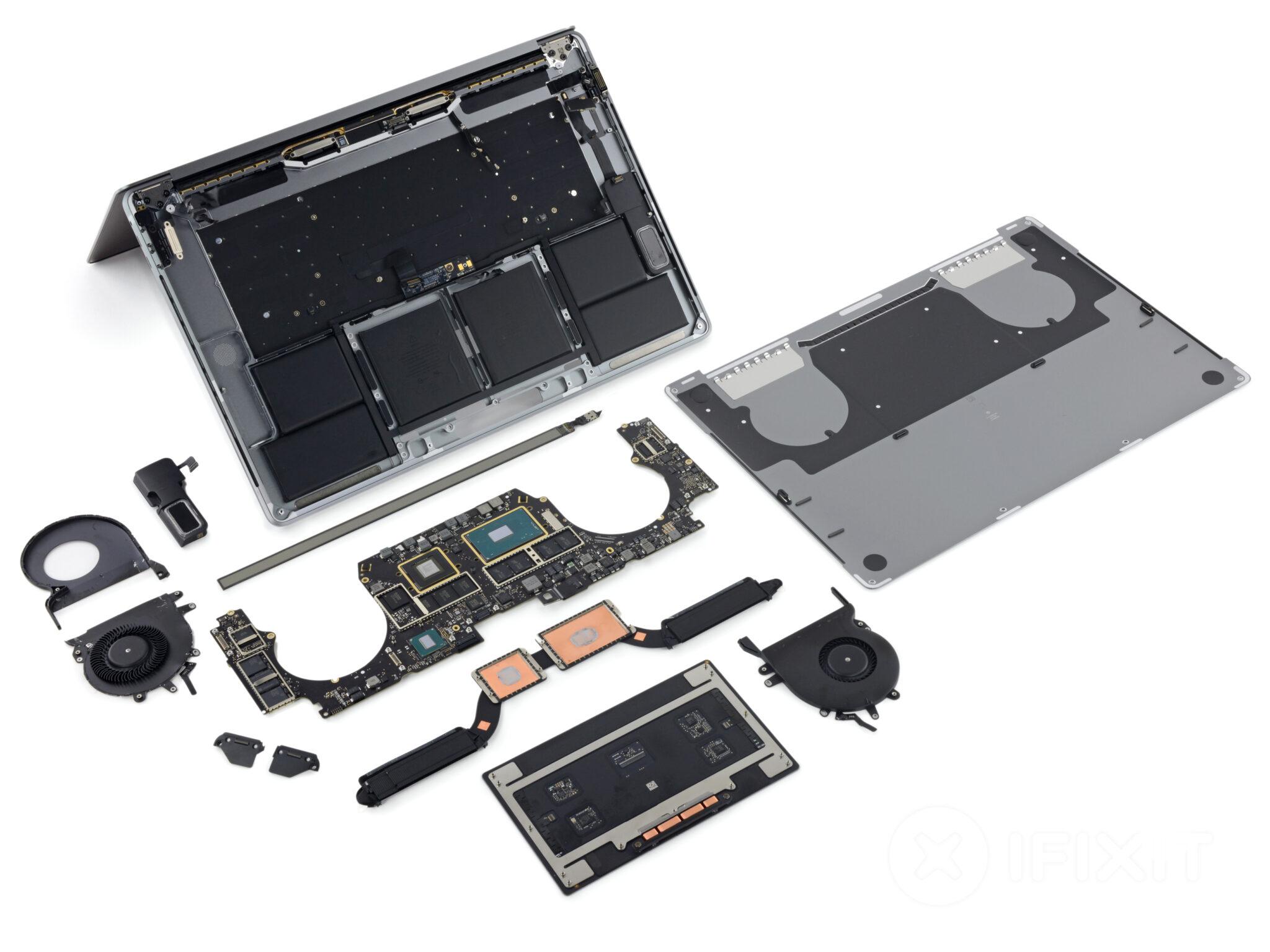 Ремонт MacBook Pro A1707 в Харькове