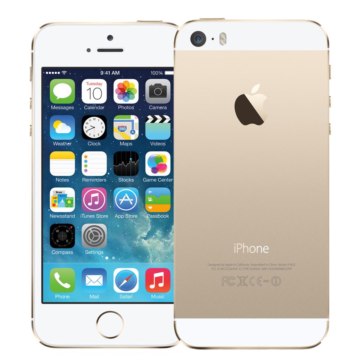 Ремонт iPhone 5s в Днепре
