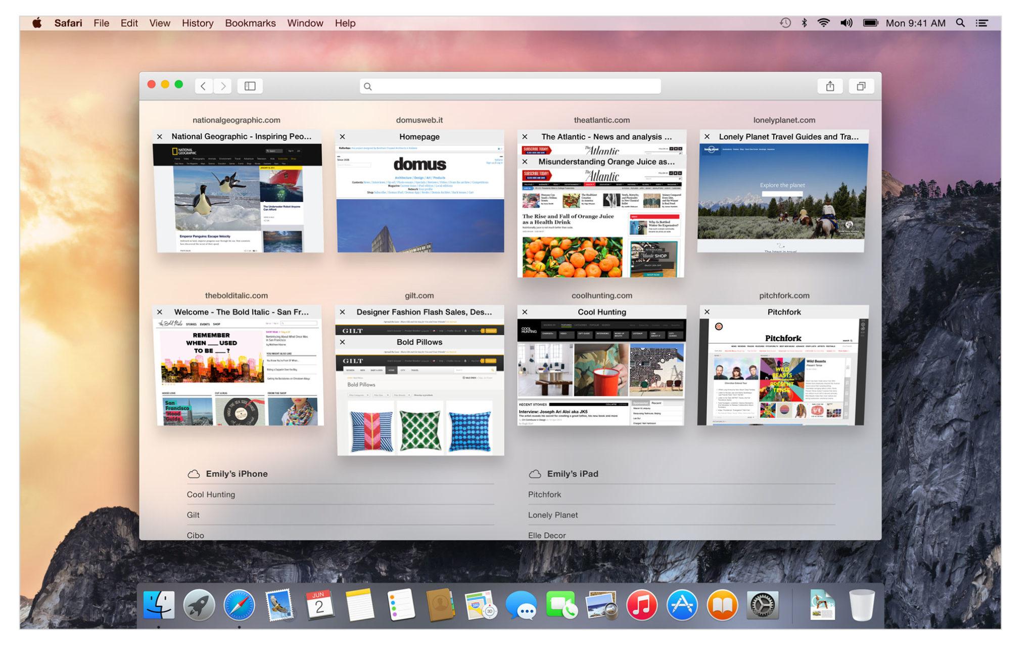 Информация об уязвимостях системы безопасности, устраняемых в браузере Safari 10.1