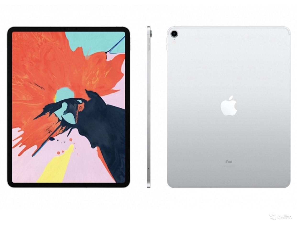 Ремонт iPad Pro 12.9' 2018 г в Харькове