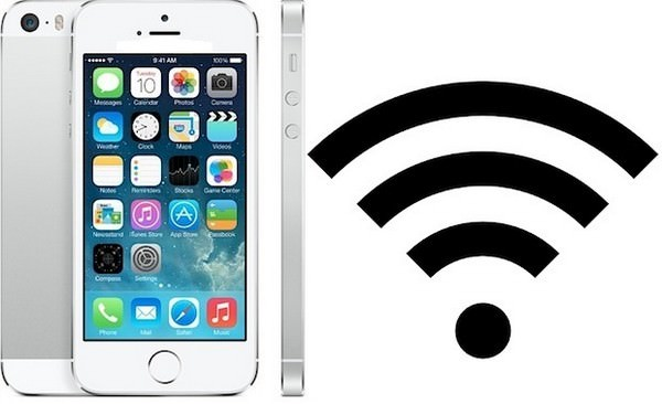 Не работает Wi-Fi на iPhone