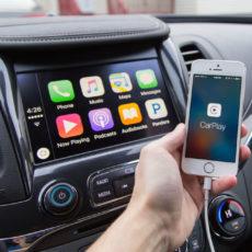 Прослушивание музыкальных файлов и аудиокниг в машине через iPhone