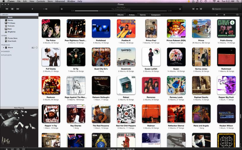 Как сделать резервную копию или восстановление медиатеки в iTunes