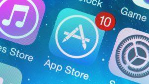 Как удалить приобретенное содержимое в магазине Apple с устройства