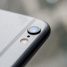 Не работает основная камера iPhone