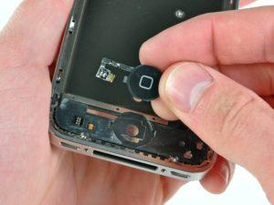 Проблемы с работой кнопки Home на iPhone