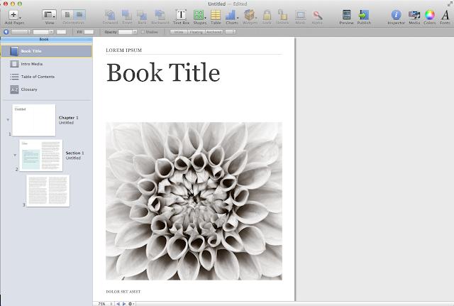 Работа со сторонними шрифтами в приложении iBooks Author