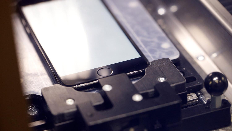 Ремонт датчика Touch ID