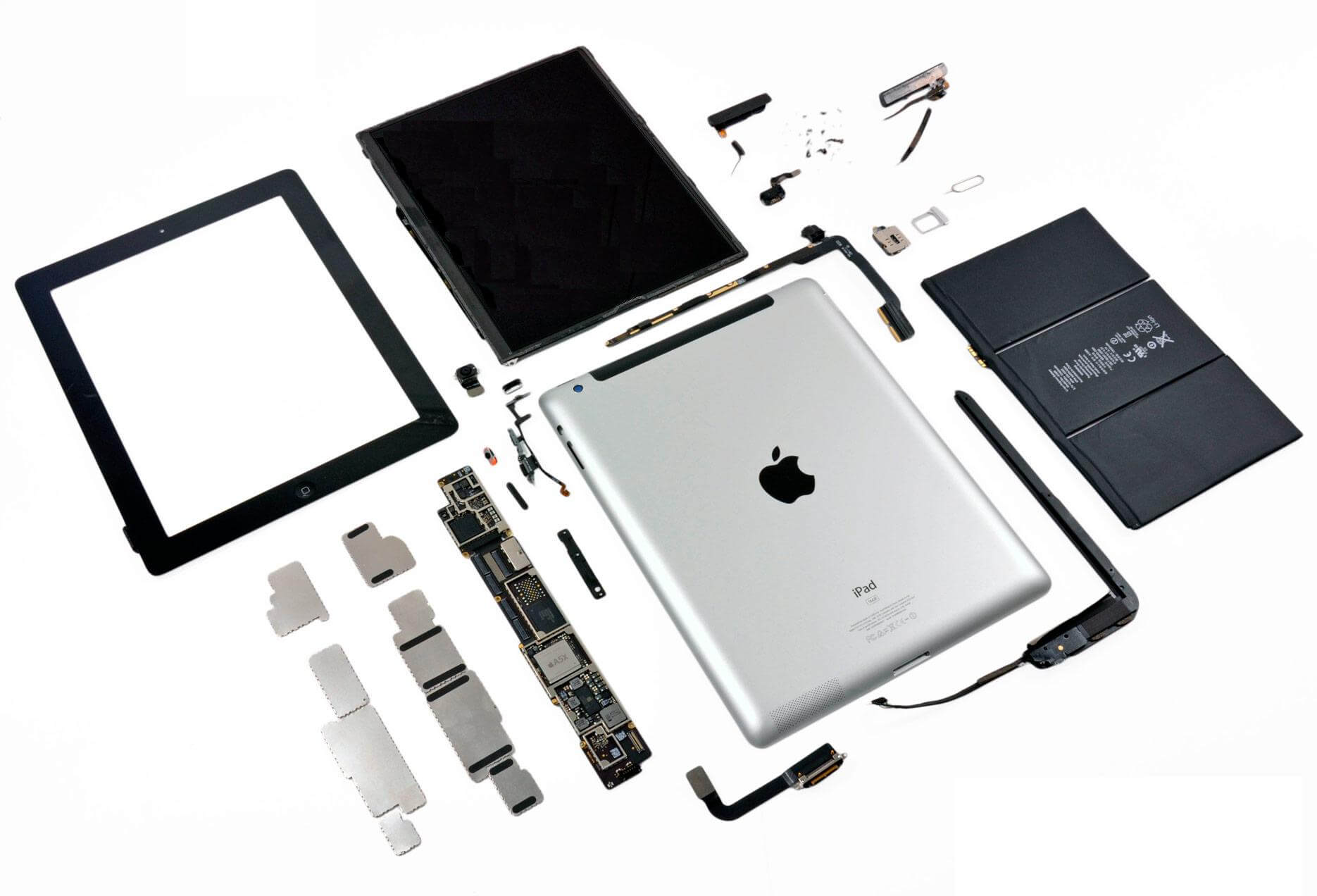 Ремонт iPad в Харькове