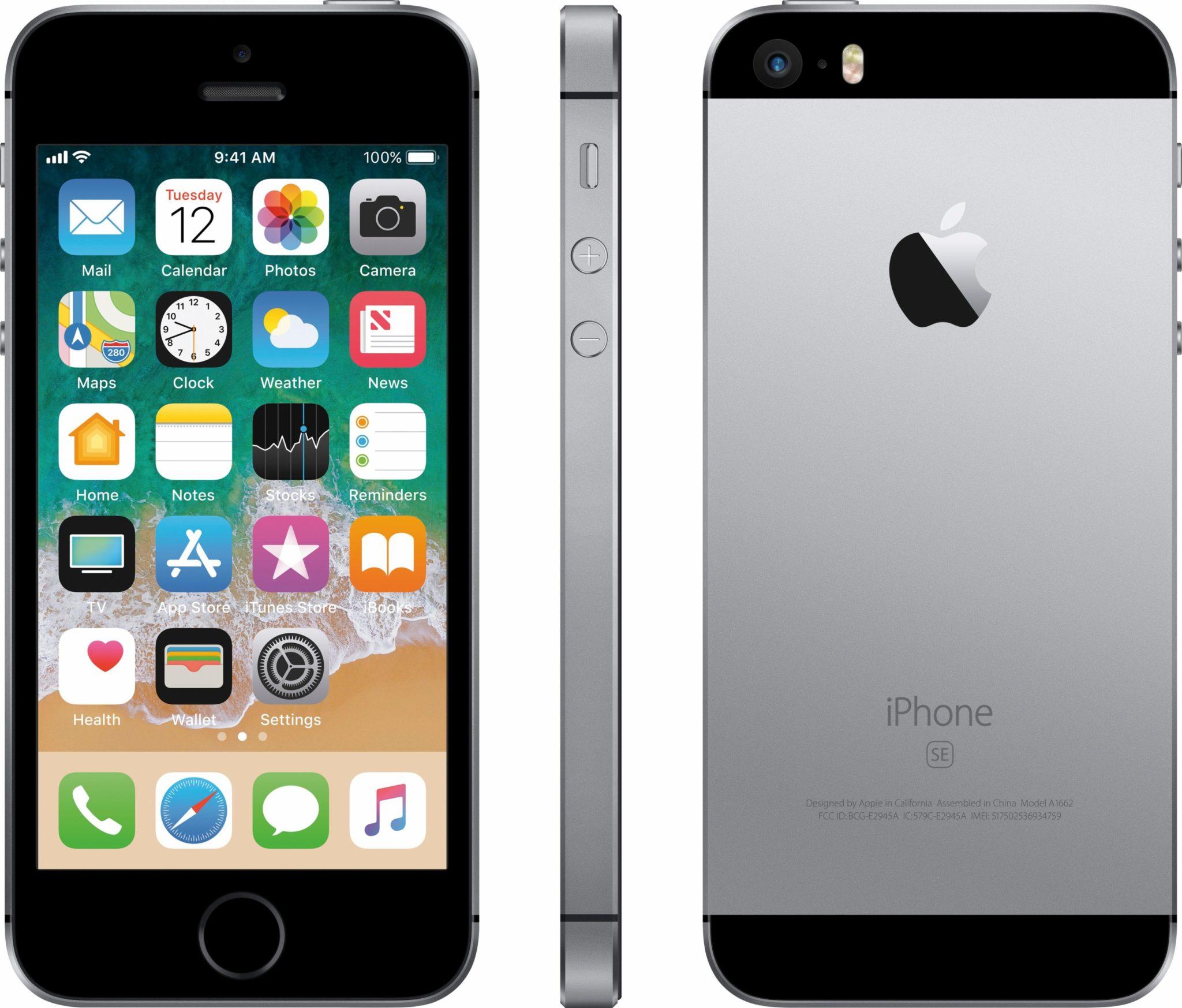 Ремонт iPhone SE в Днепре