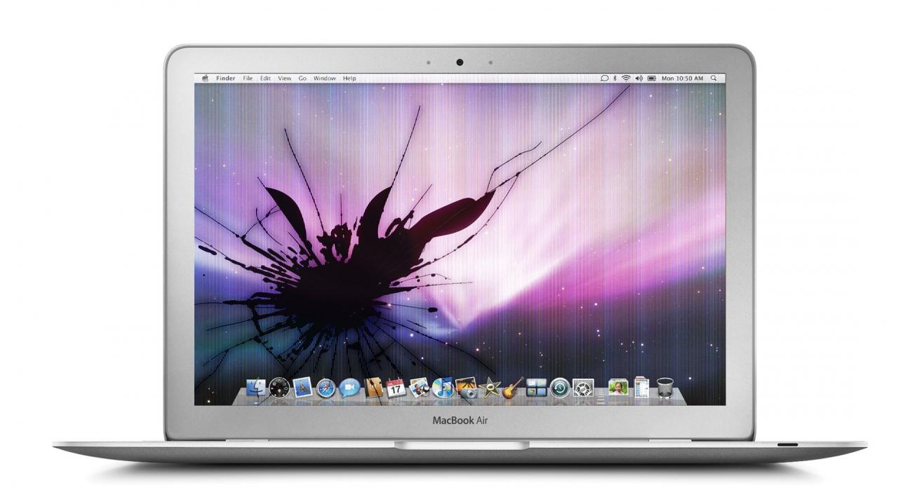 Проблемы с дисплеем на MacBook, MacBook Pro и MacBook Air