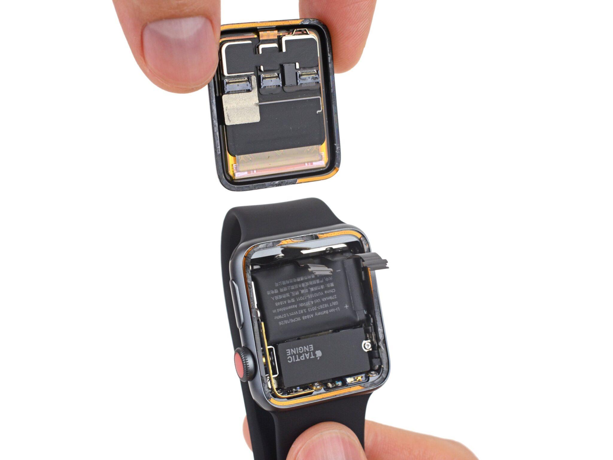 Ремонт Apple Watch s3 в Харькове