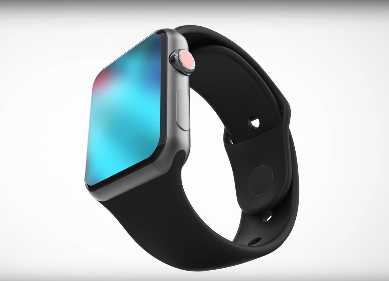 Ремонт Apple Watch s4 в Киеве