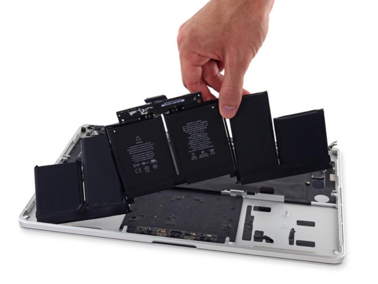 Все о работе и обслуживании аккумуляторов в ноутбуках Mac