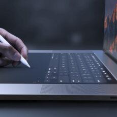 Какая она будет, новая клавиатура для MacBook