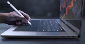 Новая клавиатура MacBook