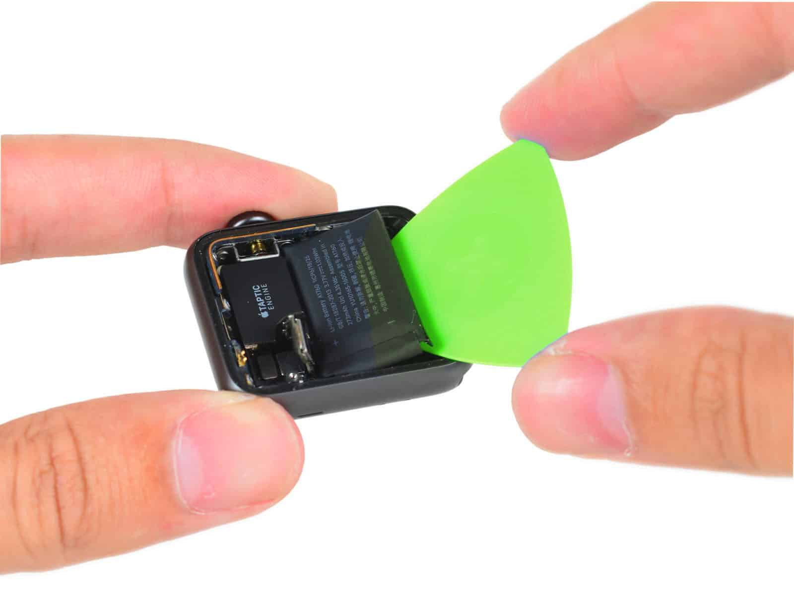 Замена аккумулятора Apple Watch в Харькове