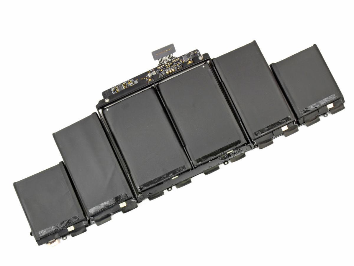 Замена аккумулятора MacBook в Харькове