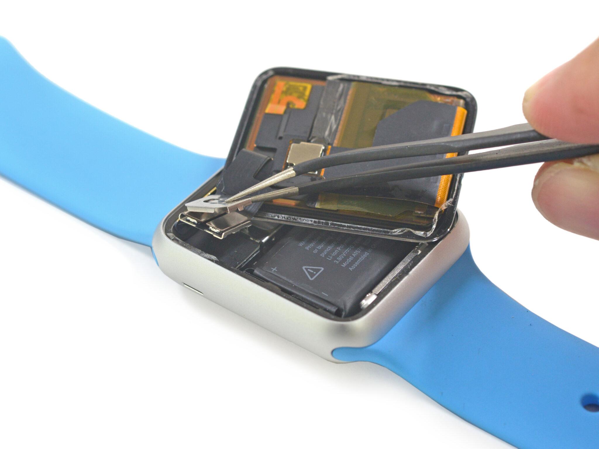 Замена дисплея Apple Watch в Харькове