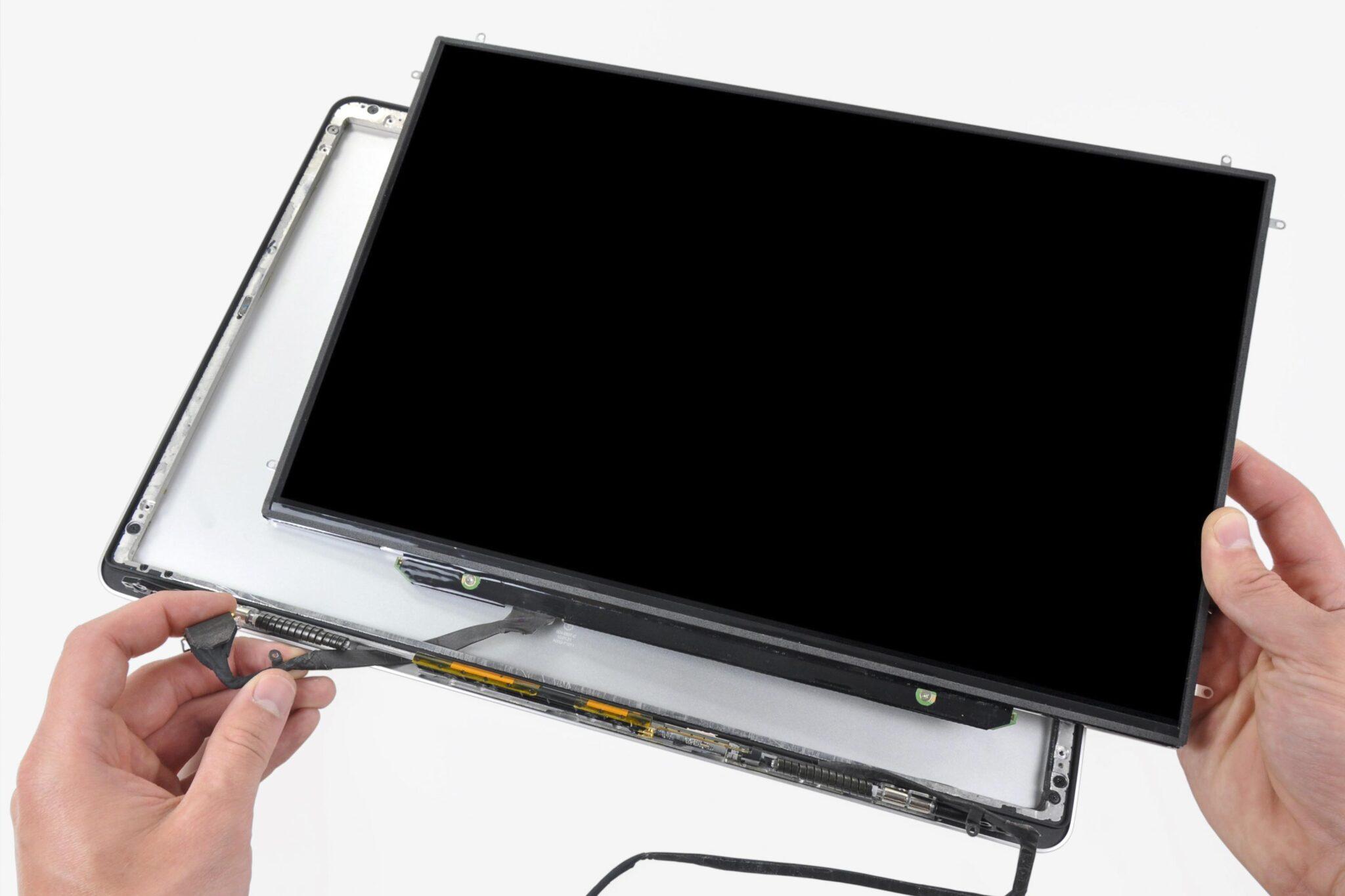 Замена дисплея матрицы MacBook в Харькове