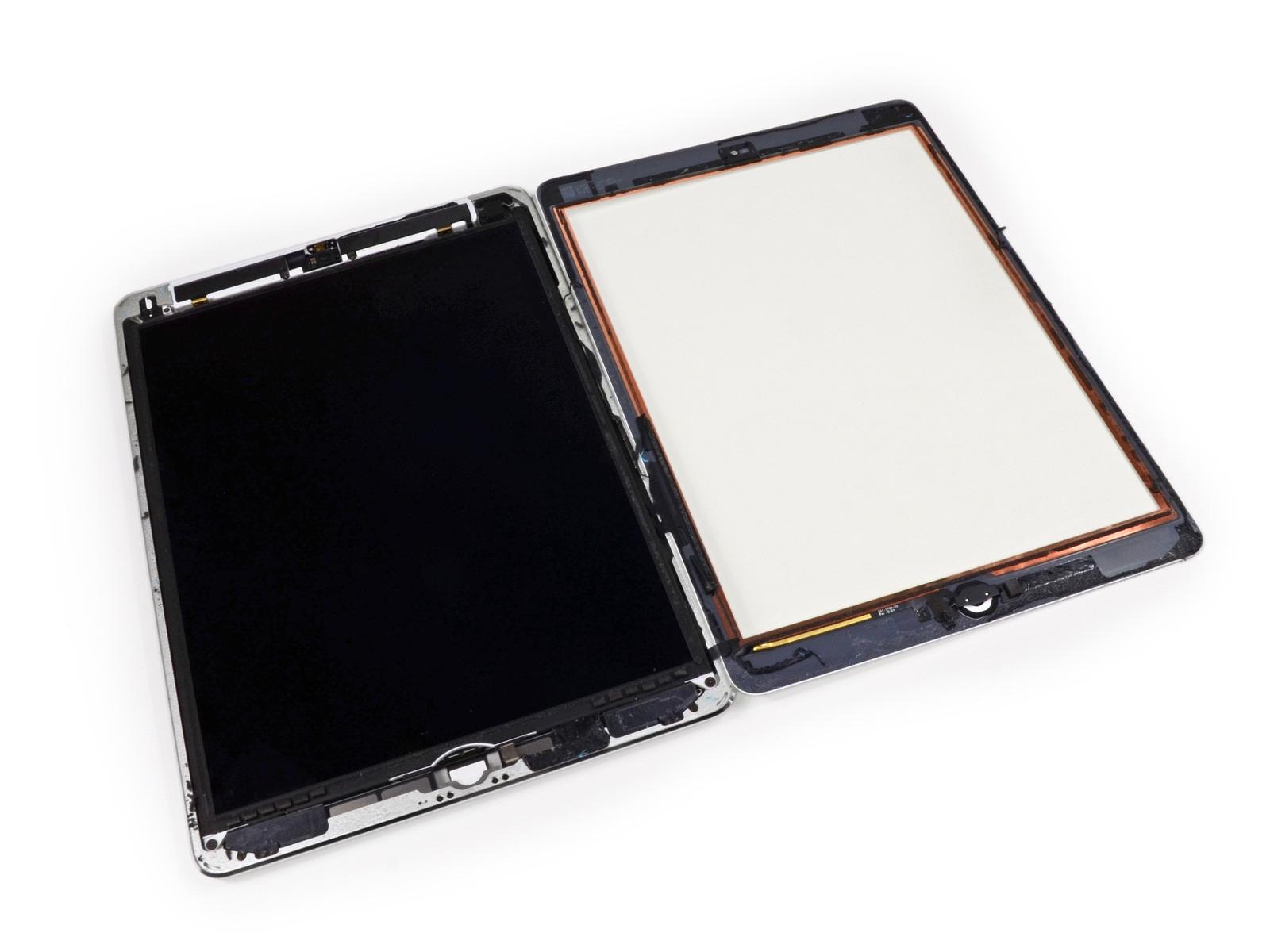 Замена экрана iPad в Харькове