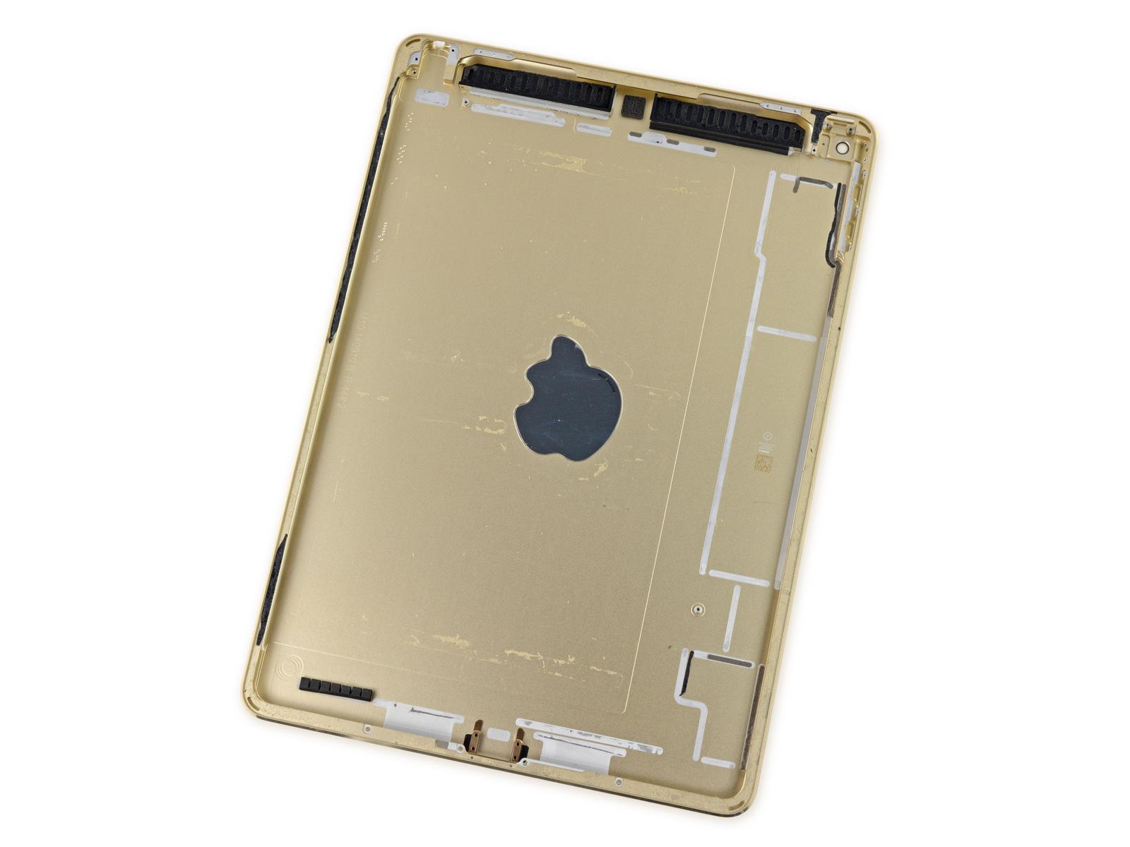 Замена корпуса iPad в Харькове