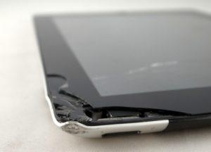 Замена разбитого стекла iPad