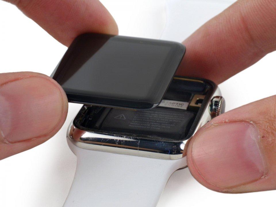 Замена стекла Apple Watch в Харькове