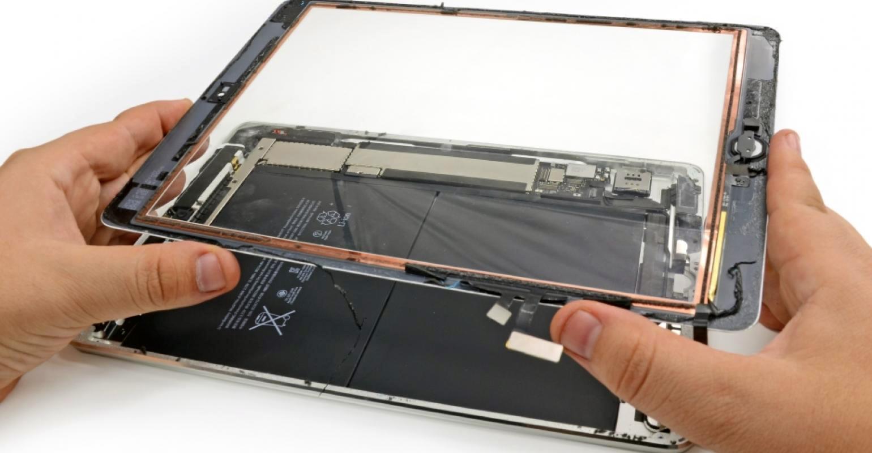 Замена стекла iPad в Харькове