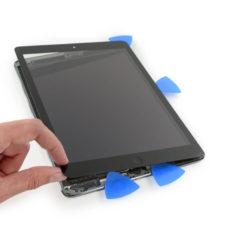 Замена стекла iPad