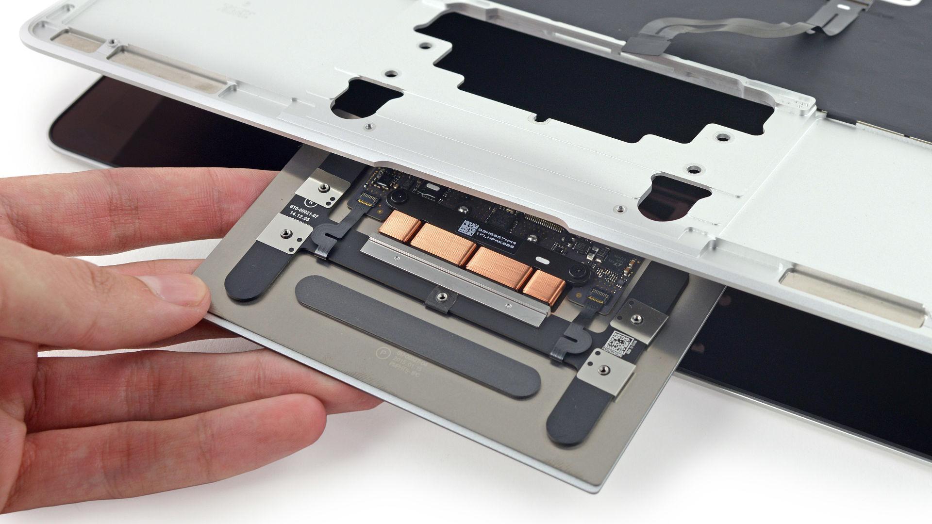 Замена трекпада MacBook в Харькове